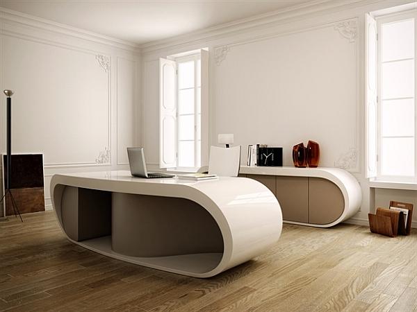 Goggle Office Desks Luxury Design