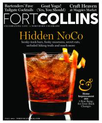 Ft Collins Mag Fall17 Cover